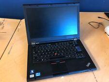 LENOVO THINKPAD T420i LAPTOP I3 2.4GHz 4GB RAM 320GB HDD DVDRW WEBCAM