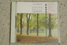 Rare Zamfir Japan CD - Sound Patio Collection