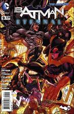 BATMAN ETERNAL #9 DC COMICS