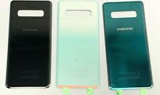 OEM SAMSUNG GALAXY S10/S10 PLUS Rear Battery Back Glass Cover Housing Door
