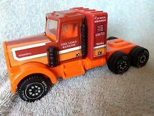 "Vintage 1983 Tonka Kenworth Semi Truck ""The Load Ranger"" Red Rock Arkansas Metal"
