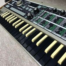 *Junk* 5th anniversary Limited Rare Color - Korg MICROKORG Synthesizer w/ Case