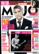 MOJO + free CD ... No. 221 April 2012   Paul Weller   Amy Winehouse