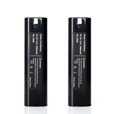 2pcs 9.6V 2000mAh Battery for Makita Mak 9000 9001 9002 9033 9034 632007-4
