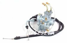 Carburetor W/ Throttle Cable fits YAMAHA ATV Quad QT50 PW50 Carb
