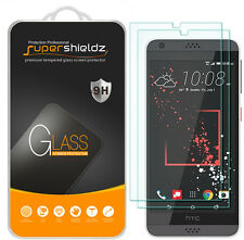 2x Supershieldz® Tempered Glass Screen Protector Saver For HTC Desire 530