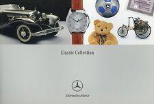 Katalog Mercedes Classic Collection 2006 Modellautos Uhren Fashion Accessoires