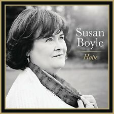 SUSAN BOYLE - HOPE: CD ALBUM (November 24th 2014)