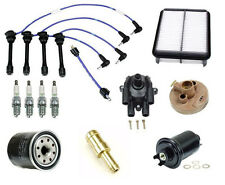 Toyota Previa 91-96 2.4L Ignition Tune Up Kit Filters Cap Rotor Spark Plugs Wire