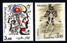 FRANCIA - Quadri di Francia - 1979 - Dali - Chapelain-Midy  -.