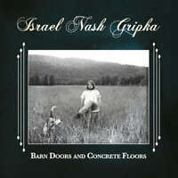 Israel Nash Gripka - Barn Doors And Concrete Floors (L Vinyl Schallplatte 174709