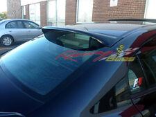 Rear Roof Window Visor For Mazda3 04-09 4D window Visor spoiler SG-MA09