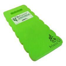 InSassy (Tm) Garden Kneeler Wave Pad High Density Foam for Best Knee Protection