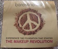 Bare Escentuals BareMinerals Original Foundation Sample Medium Tan With Kabuki