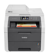 Brother MFC-9130CW Wireless All-In-One Printer, Scanner, Copier and Fax