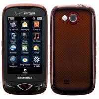 Samsung Reality SCH-u820 Replica Dummy Phone / Toy Phone (Red) (Bulk Packaging)