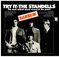 """The Standells • Try It • 12"""" VINYL RECORD LP 1967 Sundazed Music 2016 •• NEW ••"""