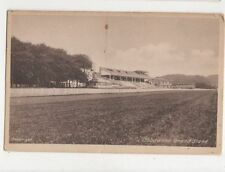 Goodwood Racecourse Grand Stand Vintage Postcard 713a