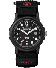 NEW Timex Mens Analogue Quartz Watch Expedition Camper Mens 100M Outdoor +Light