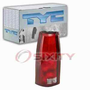TYC Left Tail Light Assembly for 1992-1999 GMC C1500 Suburban Electrical xo