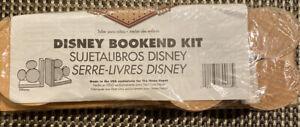 Craft: HOME DEPOT KIDS WORKSHOP DISNEY BOOKEND KIT Mickey Mouse