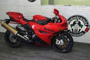 Benelli Tornado RS 900 Anno 2004  Km 14773 perfetta pari al nuovo.