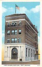 USA Arkansas First National Bank Building, Hope