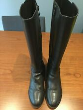 Kenneth Cole Reaction Women's 'Gore Lee' Riding Boots Chocolate Size 9.5
