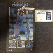 Cricket Memorabilia Sachin Tendulkar