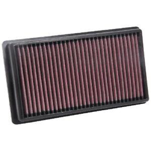 1 Luftfilter K&N Filters 33-3122 passend für