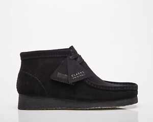 Clarks Originals Wallabee Boot Women 's Back Suede Casual Lifestyle Shoes Boots