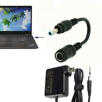 1* 7.4mm To 4.5mm DC Power Charger Converter Adapter Cable For HP Accessories