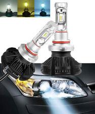 FOG LIGHTS H11 ZES 6000LM LED Headlight Bulb HIGH POWER 6500K White B1 U