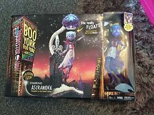 Monster high boo York floatations station with astranova doll