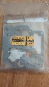 Nissan Datsun Stanza T11, carburettor gasket kit, new genuine part.