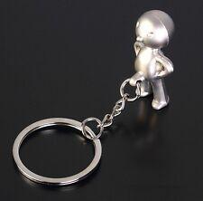 FD4427 Creative Classic Mr.P Boy Keychain Key Chain Ring Key Fob Cute Gift