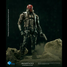 HIYAToys LD0033 1/18 Scale Injustice 2 Basic Red Hood Figure