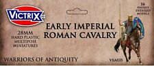 Early Imperial Roman Cavalry Victrix Plastic Box 24* 28mm Ancient