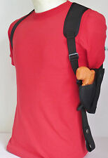 """Shoulder Holster for CHARTER ARMS 2"""" Five Shot 38 Undercover Vertical Carry"""