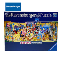 Ravensburger Disney Panoramic 1000 Piece Jigsaw Puzzle for Multicoloured