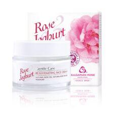 Rose Yoghurt Rejuvenating Face Cream Hydrating&Softening&Energizing Effect 50ml