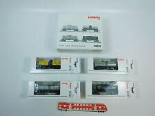 AW511-1# Märklin H0/AC 48640 Güterwagen/Tankwagen-Set Tin Plate, NEUW+OVP