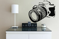 Wall Art Vinyl Sticker Room Decal Mural Decor Photo Video Camera Picture bo2306