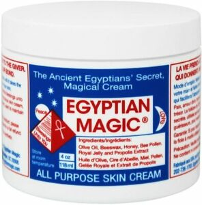 Egyptian Magic All Purpose Skin Cream Balm 118ml Royal mail Tracking post