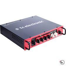 TC Electronic BH800 TonePrint 800-Watt Light Electric Bass Guitar Amplifier Head