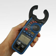 Digital AC Clamp Meter Multimeter Thermometer
