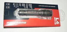 New in package SUREFIRE L4 Lumamax - 120 lumen - original/classic SF logo  L4-HA
