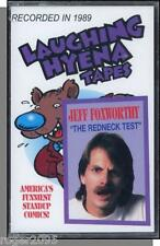 Jeff Foxworthy - The Redneck Test - Funny New 1990 Comedy Cassette Tape!