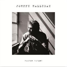 Johnny Hallyday : Rester Vivant CD (2015) ***NEW***