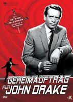 PATRICK MCGOOHAN - GEHEIMAUFTRAG FÜR JOHN DRAKE 8 DVD NEU